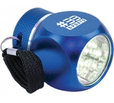 Cuboid LED Torch  by Gopromotional - we get your brand noticed!