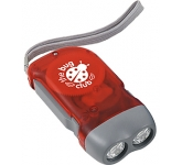 Action Dynamo LED Torch  by Gopromotional - we get your brand noticed!