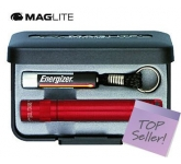 Solitaire Maglite  by Gopromotional - we get your brand noticed!