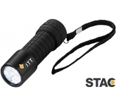 Memphis LED torch  by Gopromotional - we get your brand noticed!