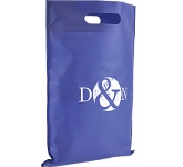 Slimline Non-Woven Carrier Bag  by Gopromotional - we get your brand noticed!
