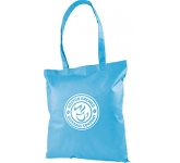 Tuscany Non-Woven Contrast Tote Shopper  by Gopromotional - we get your brand noticed!
