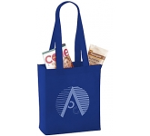Wakefield Non-Woven Mini Exhibition Tote Bag  by Gopromotional - we get your brand noticed!