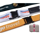 Heathrow Luggage Strap  by Gopromotional - we get your brand noticed!