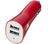 Volt Dual USB Car Charger  by Gopromotional - we get your brand noticed!