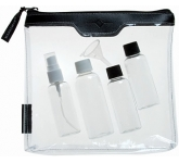 Airline Proof Onbaord Toiletry Bag