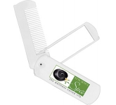 ColourBrite Folding Comb With Mirror  by Gopromotional - we get your brand noticed!
