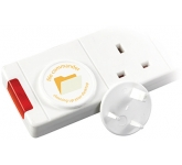 Plug Socket Safety Cover  by Gopromotional - we get your brand noticed!
