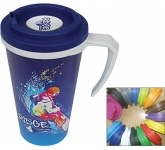 ColourBrite Cubana Cafe Printed Travel Mug  by Gopromotional - we get your brand noticed!