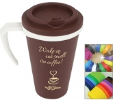 Cubana Mix & Match Cafe Travel Mug  by Gopromotional - we get your brand noticed!