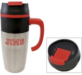 Melbourne Stainless Steel Travel Mug  by Gopromotional - we get your brand noticed!