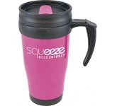 Alaska Colour Touch Travel Mug  by Gopromotional - we get your brand noticed!