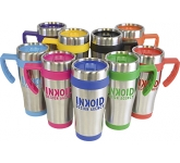 Contigo Stainless Steel Travel Mug  by Gopromotional - we get your brand noticed!