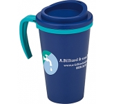 Americano Grande Travel Mug  by Gopromotional - we get your brand noticed!