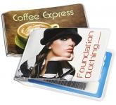 ColourBrite Printed Travel Card Holder