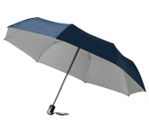 Milan Auto Open Telescopic Umbrella  by Gopromotional - we get your brand noticed!