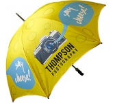 Bedford Golf Umbrella  by Gopromotional - we get your brand noticed!