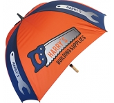 Spectrum Sport Wood Square Golf Umbrella