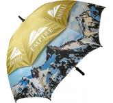 Fibrestorm Vented Golf Umbrella  by Gopromotional - we get your brand noticed!