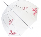 PVC Domed Umbrella  by Gopromotional - we get your brand noticed!