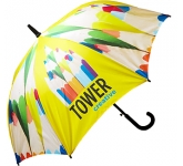 Trekker Executive Auto Walking Umbrella  by Gopromotional - we get your brand noticed!