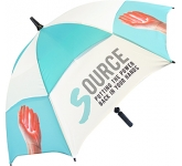 Spectrum Sport Medium Vented Walking Umbrella  by Gopromotional - we get your brand noticed!