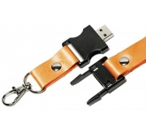 Lanyard FlashDrive  by Gopromotional - we get your brand noticed!