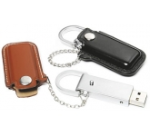 Leather Holster FlashDrive  by Gopromotional - we get your brand noticed!