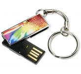 Micro Flip FlashDrive  by Gopromotional - we get your brand noticed!