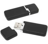 Rubber 4 FlashDrive  by Gopromotional - we get your brand noticed!
