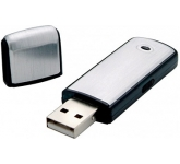 Square FlashDrive  by Gopromotional - we get your brand noticed!