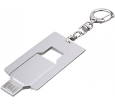 Rectangular FlashDrive  by Gopromotional - we get your brand noticed!