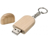 Bamboo FlashDrive  by Gopromotional - we get your brand noticed!
