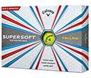Callaway Supersoft Golf Balls  by Gopromotional - we get your brand noticed!