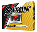 Srixon Z Star Golf Balls  by Gopromotional - we get your brand noticed!