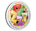 45mm Button Badges  by Gopromotional - we get your brand noticed!