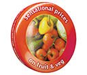 55mm Button Badges  by Gopromotional - we get your brand noticed!