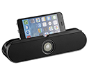 Rollerbar Bluetooth Speaker Stands  by Gopromotional - we get your brand noticed!