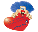Heart Admen  by Gopromotional - we get your brand noticed!