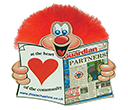 Newspaper Admen  by Gopromotional - we get your brand noticed!