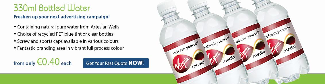 330ml Bottled Water