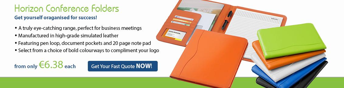 Horizon Conference Folder