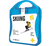 Skiing First Aid Survival Case