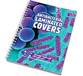 A5 Antibacterial Spiral Bound Notepads