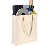 Allington 12oz Natural Canvas Show Bag