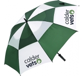 Birkdale Printed Storm Proof Corporate Vented Umbrella