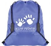 Branded Safety Break Drawstring Bag