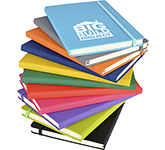 Phantom A5 Soft Feel Notebooks