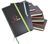 A6 Giovanni Hardback Notebook