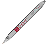 BIC Wide Body Chrome Pen